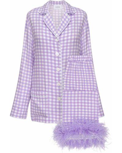 Fioletowa piżama Sleeper