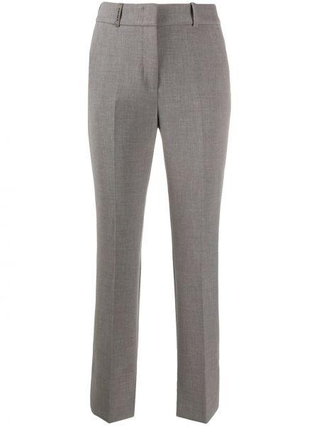 Spodni bawełna spodnie z paskiem z wiskozy Peserico