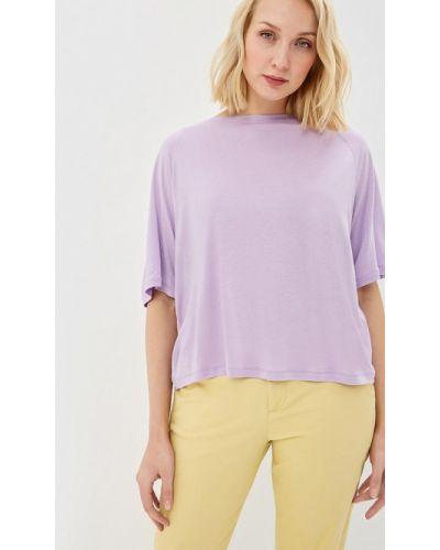 Лонгслив фиолетовый United Colors Of Benetton