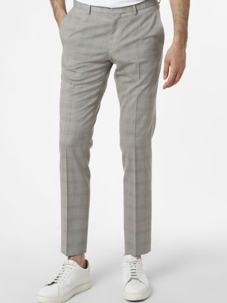 Beżowe spodnie casual Tiger Of Sweden
