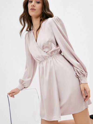 Платье - розовое Allegri