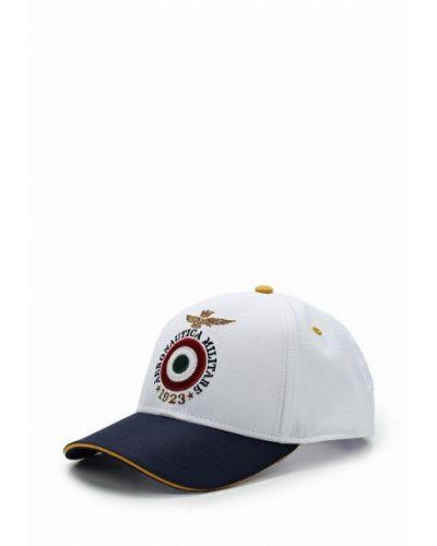 Белая кепка Aeronautica Militare