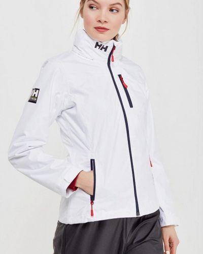 Белая куртка Helly Hansen