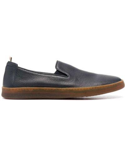 Loafers, niebieski Officine Creative