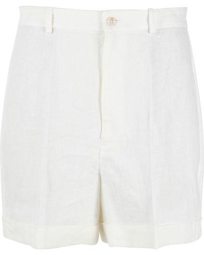 Białe spodenki sportowe Polo Ralph Lauren