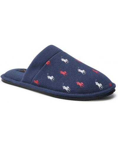 Sandały casual - granatowe Polo Ralph Lauren
