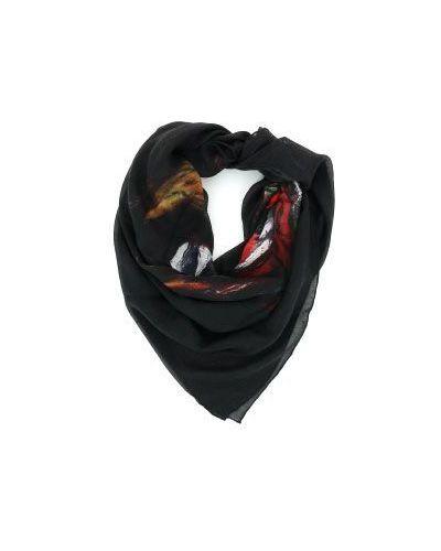 Платок черный Givenchy