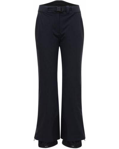 Горнолыжные брюки на молнии с пряжкой Moncler Grenoble