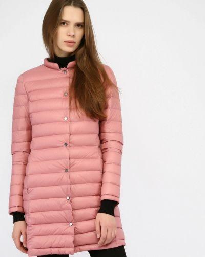 Пуховик - розовый Monton