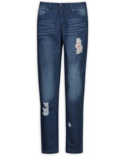Классические брюки зауженные с накладными карманами Pelican