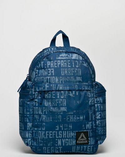Рюкзак синий Reebok