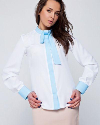 Белая блузка Ricamare