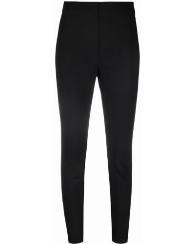 Укороченные брюки - черные Seventy