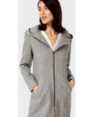 Пальто с капюшоном на молнии пальто Ostin