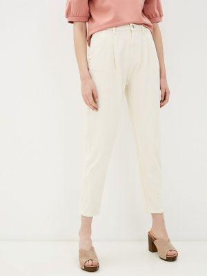 Прямые бежевые брюки Ovs