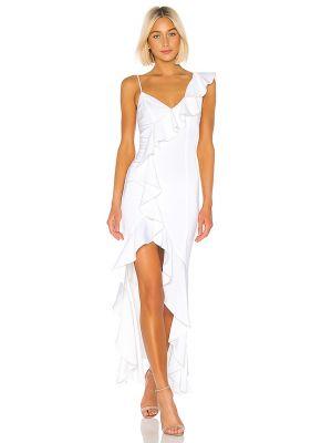 Sukienka asymetryczna - biała Lovers + Friends