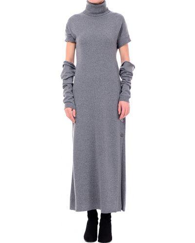 Серое платье Twin-set