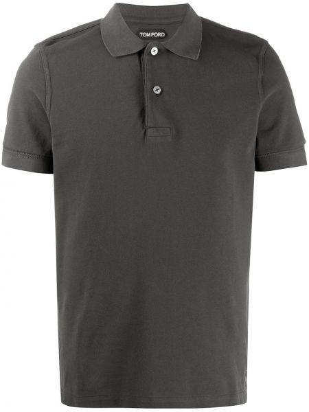 Koszula klasyczna wojskowy prosto Tom Ford