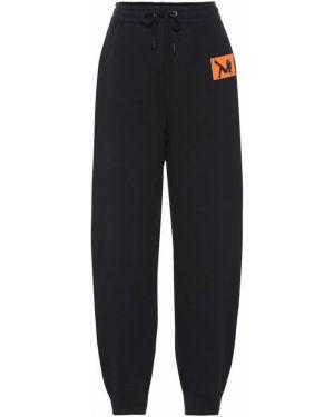 Czarne spodnie bawełniane Calvin Klein Jeans Est. 1978