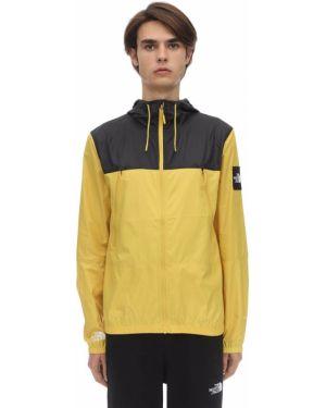 С рукавами пиджак с заплатками с капюшоном с манжетами The North Face