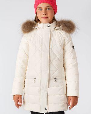 Пальто из вискозы натуральный Finn Flare