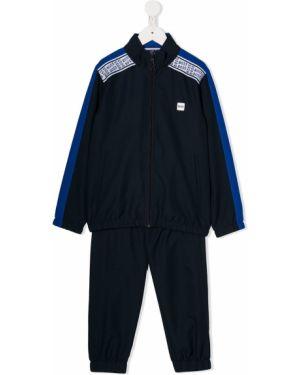 Спортивный костюм с карманами с манжетами Boss Kids