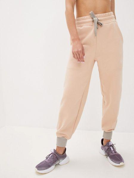 Спортивные брюки бежевый Adidas By Stella Mccartney