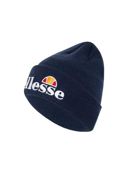 Miękki niebieski czapka Ellesse