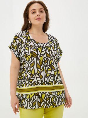 Блузка с короткими рукавами Samoon By Gerry Weber