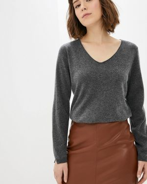 Пуловер - серый Manode