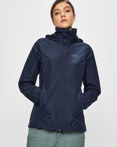 Куртка с капюшоном облегченная с карманами Jack Wolfskin
