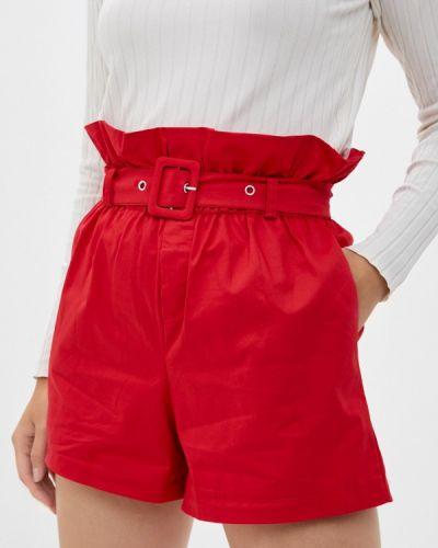 Красные повседневные шорты Imocean