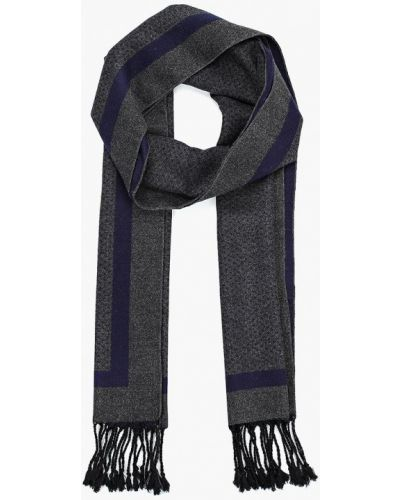 Синий шарф Fabretti