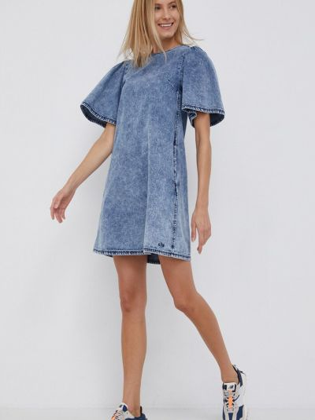 Джинсовое платье Armani Exchange