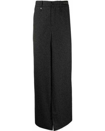 Spodnie wełniane - czarne Ader Error