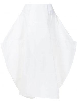 Spódnica bawełniana - biała Enfold