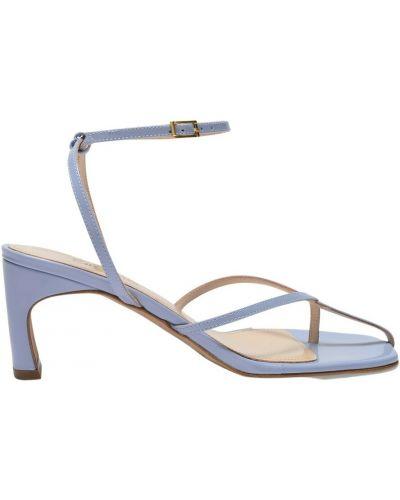 Niebieskie sandały Elleme