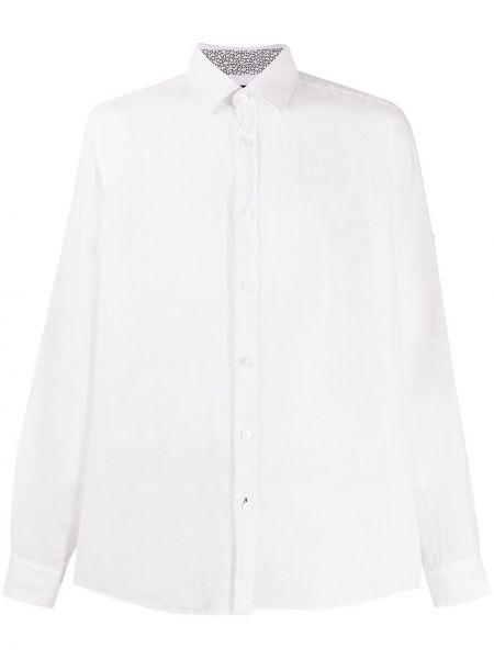Koszula z długim rękawem klasyczna długa Boss Hugo Boss