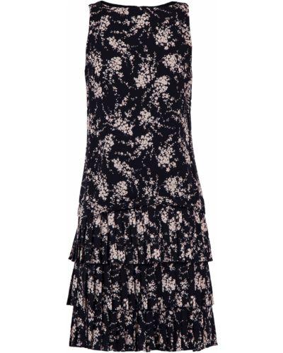 Шелковое платье - черное Michael Kors
