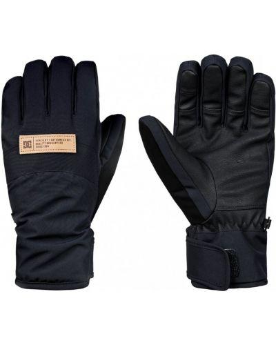Черные перчатки сноубордические Dc Shoes