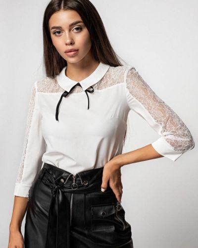 Лаковая блузка Itelle