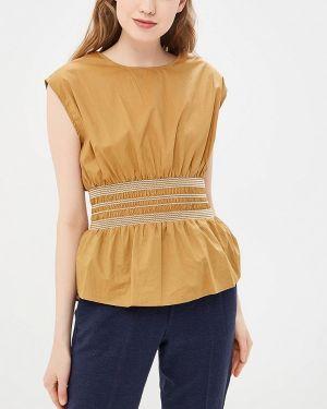 Блузка без рукавов весенний Sisley