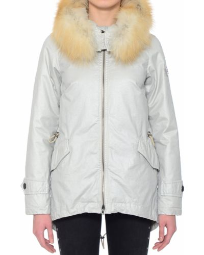 Серая куртка Peuterey