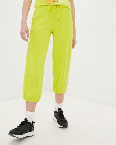 Спортивные брюки - зеленые Deha