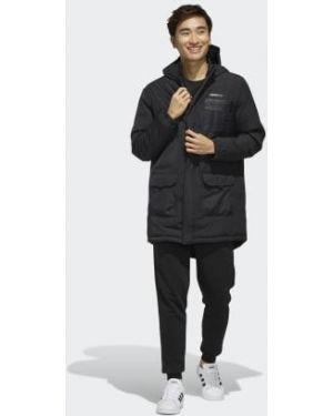 Куртка черная Adidas