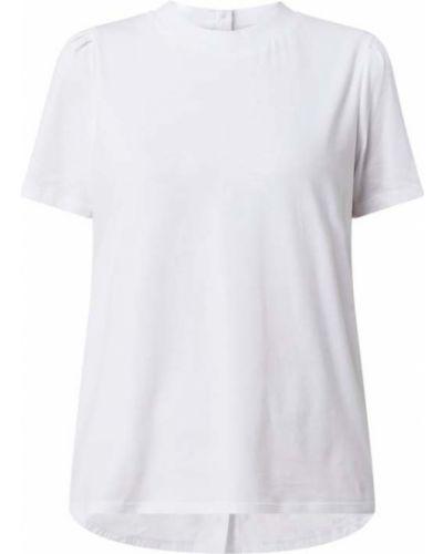 Biała bluzka krótki rękaw bawełniana Levete Room