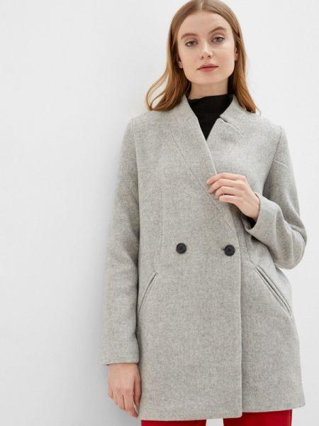 Пальто серое пальто Befree