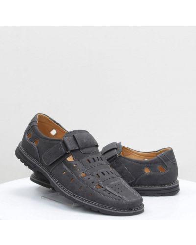 Кожаные туфли - серые Stylen Gard