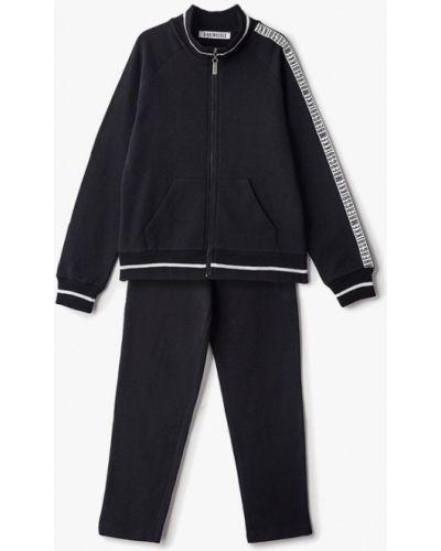 Черный спортивный костюм Bikkembergs