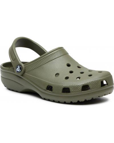 Sandały, zielony Crocs